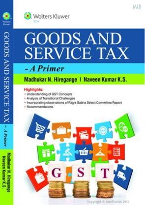 good and service tax The goods and services tax will include central indirect taxes such as excise duty, service tax, special additional duty of customs, countervailing duty , central surcharges and cesses as long as they are related to the supply and consumption of goods and services.